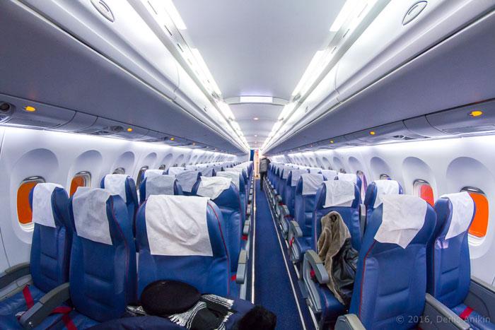 Открыта продажа билетов на авиарейсы из Кирова в Симферополь