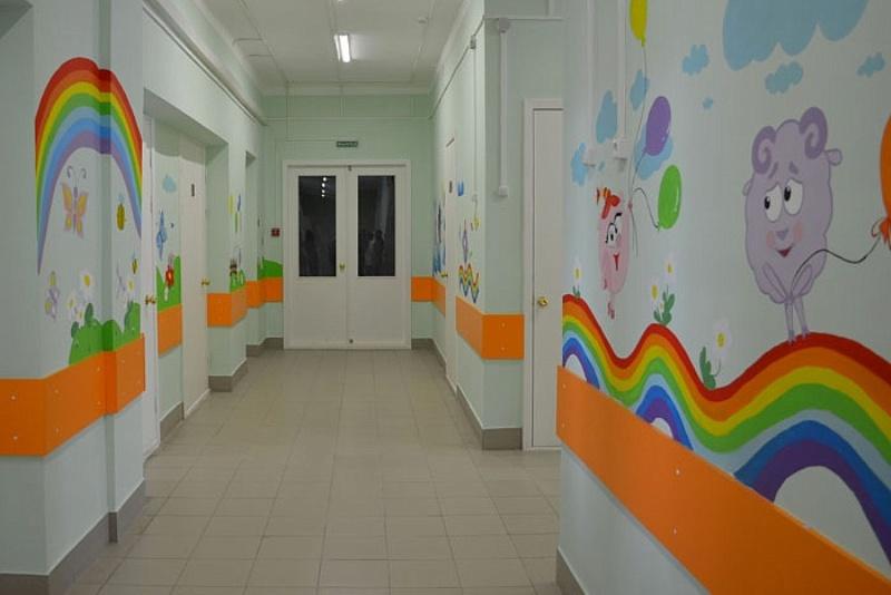 Детское отделение инфекционной больницы преобразилось (+ФОТО)