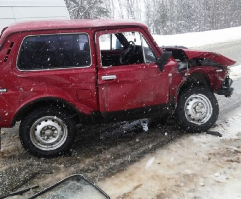 В регионе случилась массовая авария: пострадали 6 человек (+ФОТО)