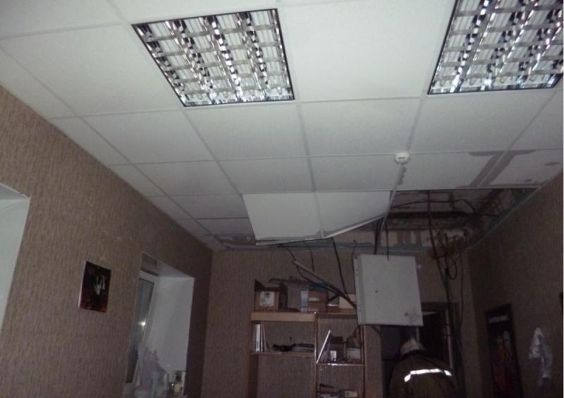 В кировском ночном клубе произошёл пожар (+ФОТО)