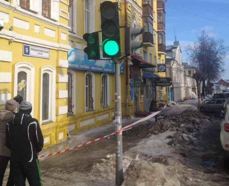 УКЛенинского района может оказаться виновной 12— катастрофа наПреображенской