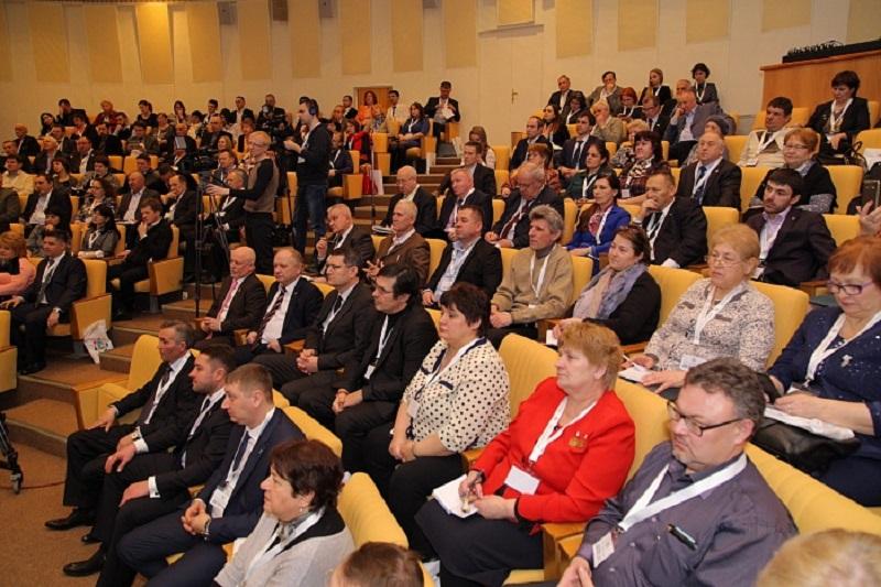 Игорь Васильев выступил на съезде Союза садоводов России