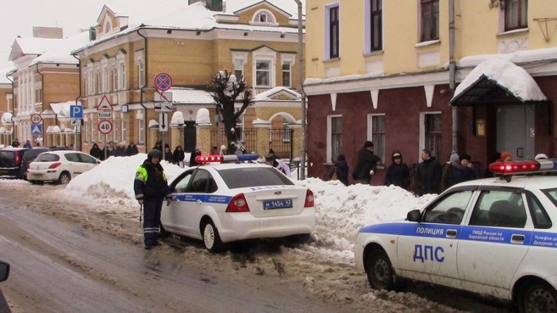 В Кирове спецслужбы оцепили несколько кварталов (+ФОТО)