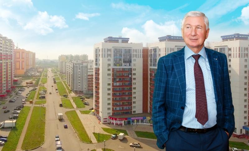 Алексей Миронов: «44 года я строю город, в котором когда-то был варягом»