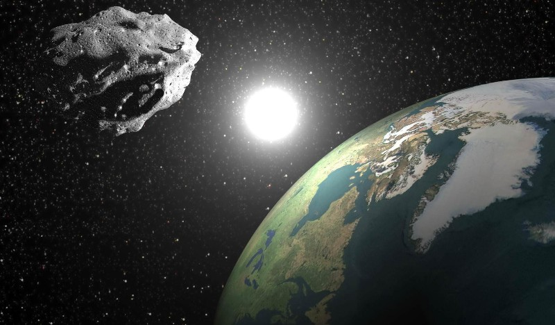 Радары NASA «засняли» астероид, который пролетит недалеко отЗемли