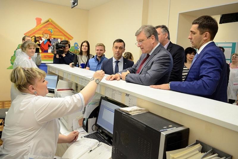 В Кирове преобразятся 12 детских поликлиник