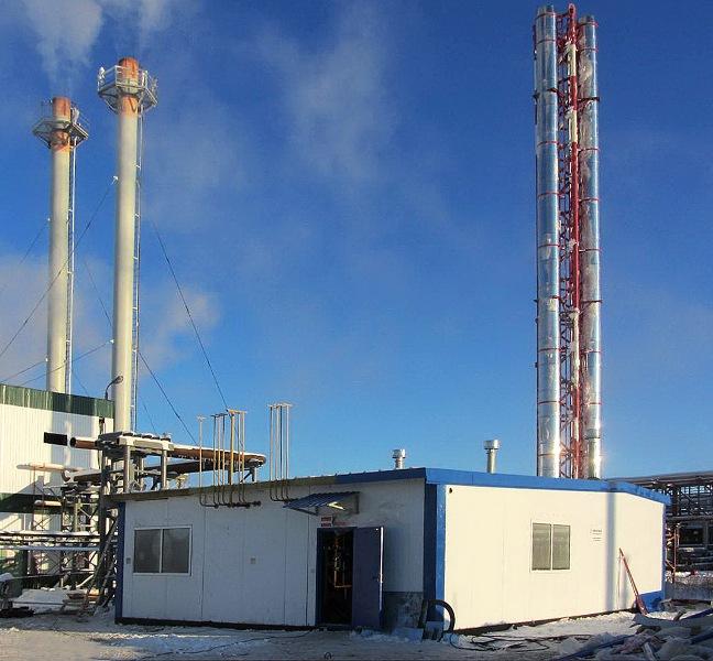 """В Кировской области появится 11 новых газовых котельных от """"Газпрома"""""""