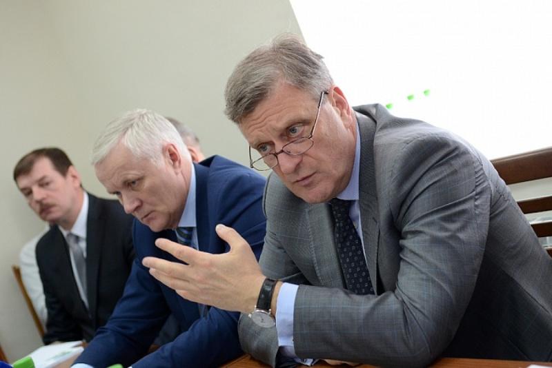 Игорь Васильев: производство молока является локомотивом развития сельского хозяйства региона