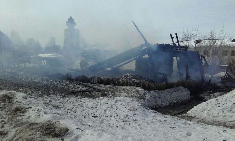 Страшный пожар в регионе: погиб ребенок и несколько взрослых (+ФОТО)
