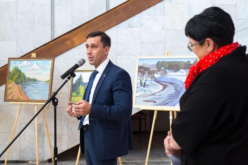 Вятские художники сделали большой подарок кировскому онкодиспансеру
