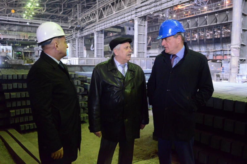 На Омутнинском металлургическом заводе завершается модернизация