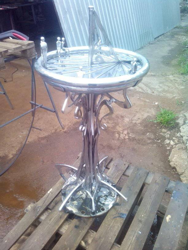 У цирка появится уникальный питьевой фонтан