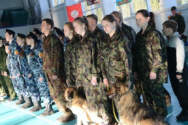 Игорь Васильев выступил на слёте военно-спортивных патриотических клубов