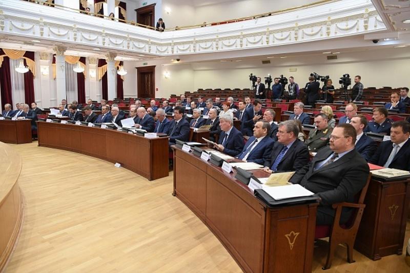 Игорь Васильев принял участие в совещании секретаря Совбеза России и полпреда Президента в ПФО