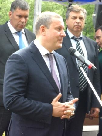 Иван Валентик: «Процессы, запущенные в регионе, уже отражаются в цифрах»