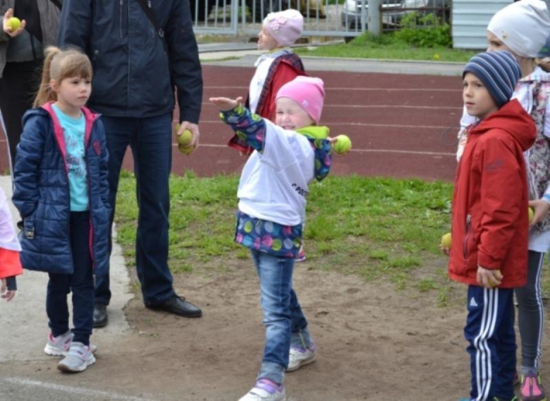 В Кирове при поддержке «Ростелекома» состоялся спортивный праздник для юных кировчан
