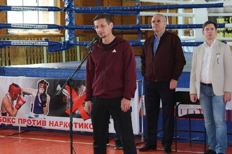 В Кирове бойцы показали свое умение