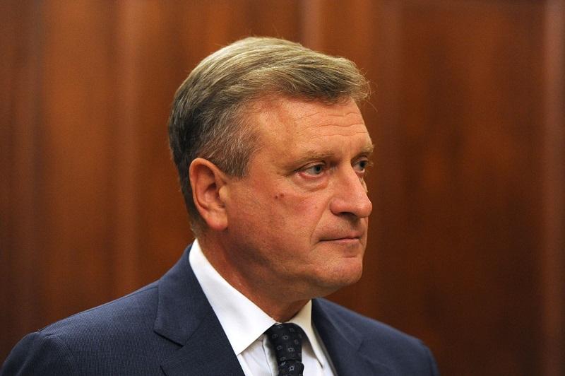 Игорь Васильев определил приоритеты бюджетной политики на 2018 год
