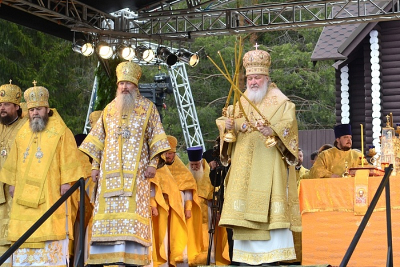 ВКировской области прошел Великорецкий крестный ход