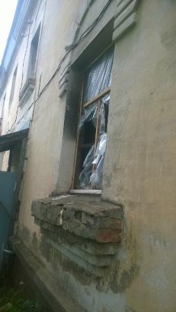 Житель региона за последнее время два раза устраивал пожар в своей квартире