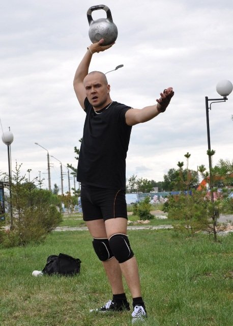 Кировчанин стал лучшим в мире жонглером гирями
