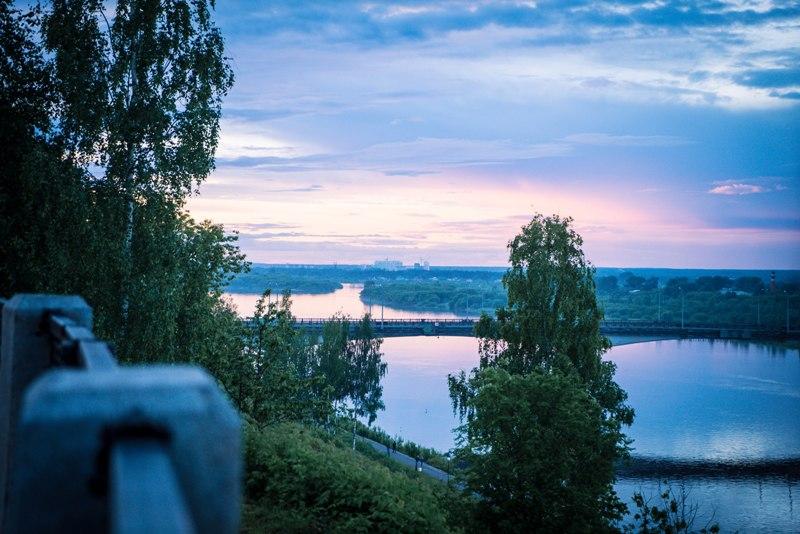 Девушка из Санкт-Петербурга сделала красивые фотографии Кирова