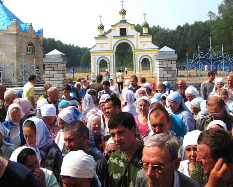 В Кировской области пройдет крестный ход в заброшенное село