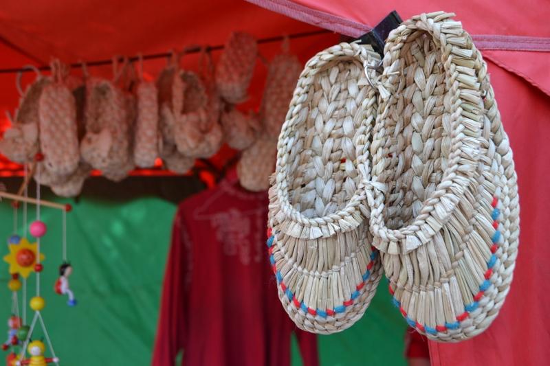 «Вятский лапоть» собрал мастеров из 14 регионов
