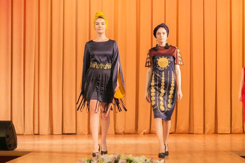 Начинающие кировские дизайнеры представили свои авторские коллекции (+ФОТО)