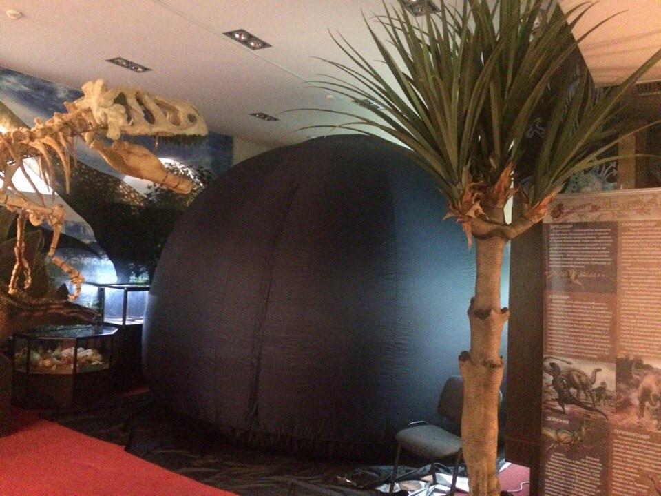 В Кирове появился новый планетарий