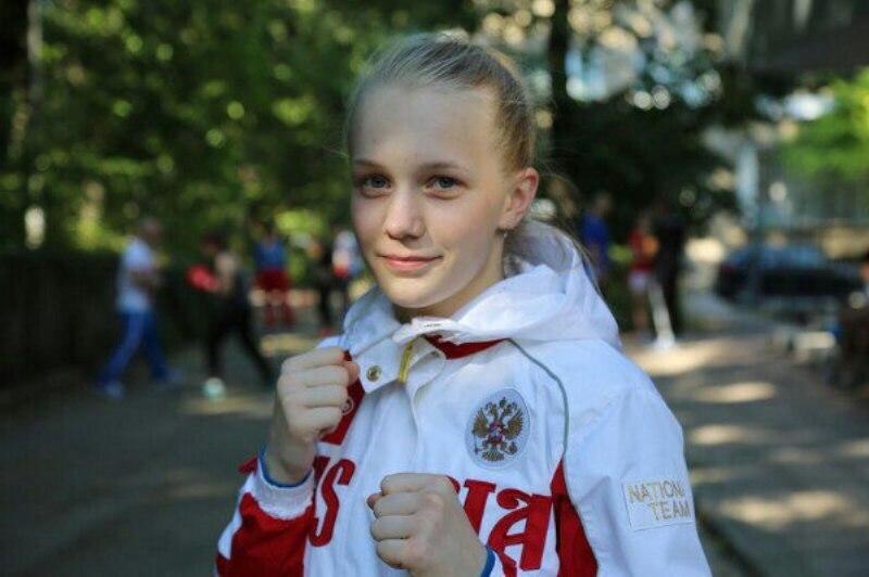 Шестнадцатилетняя волгоградка Ангелина Цатурян стала 3-й напервенстве Европы побоксу