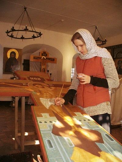 Иконописцы из Иркутска основали в Кирове свою мастерскую