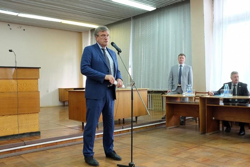 У градообразующих предприятий Нововятского района - хорошие перспективы