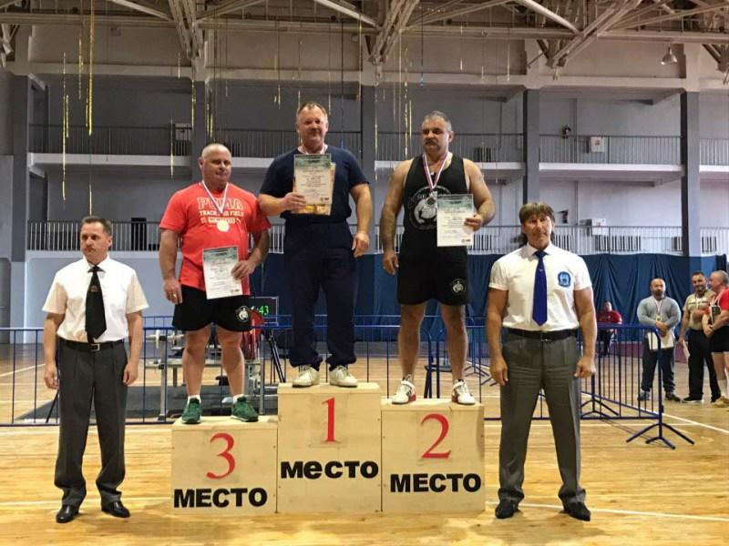 Кировчанин стал чемпионом России по пауэрлифтингу