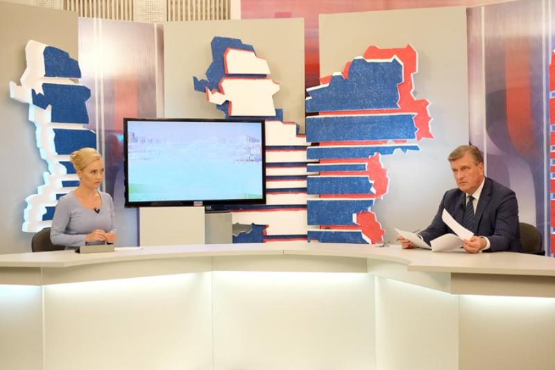 Игорь Васильев ответил на вопросы жителей Кировской области и сообщил подробности визитов высокопоставленных чиновников
