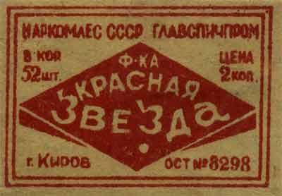 Как чехословацкие коллекционеры спичечных коробков заинтересовались Кировом