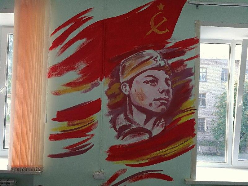 У кировских юнармейцев появилось свое общежитие