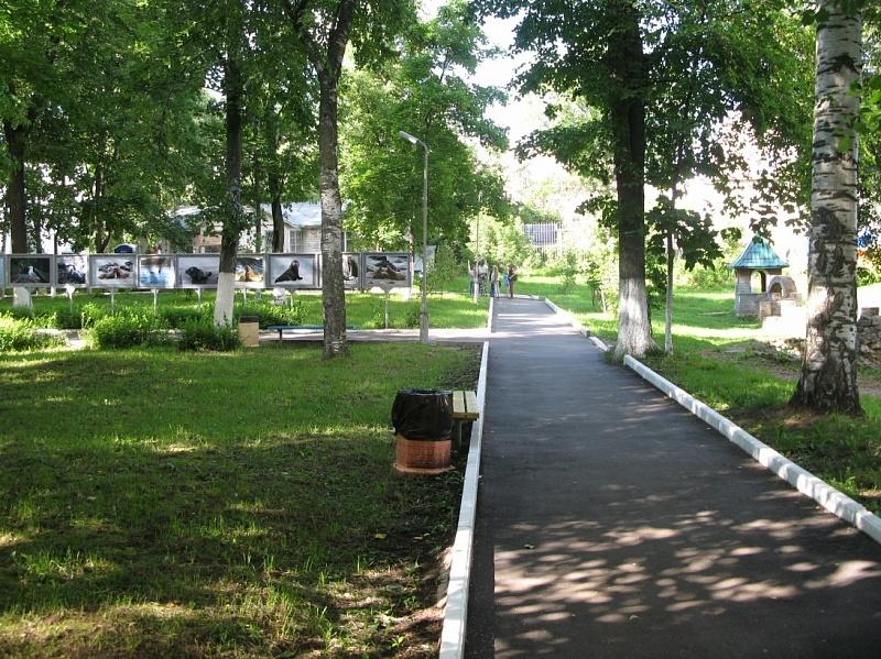 В Кирове частично ограничено посещение одного из парков