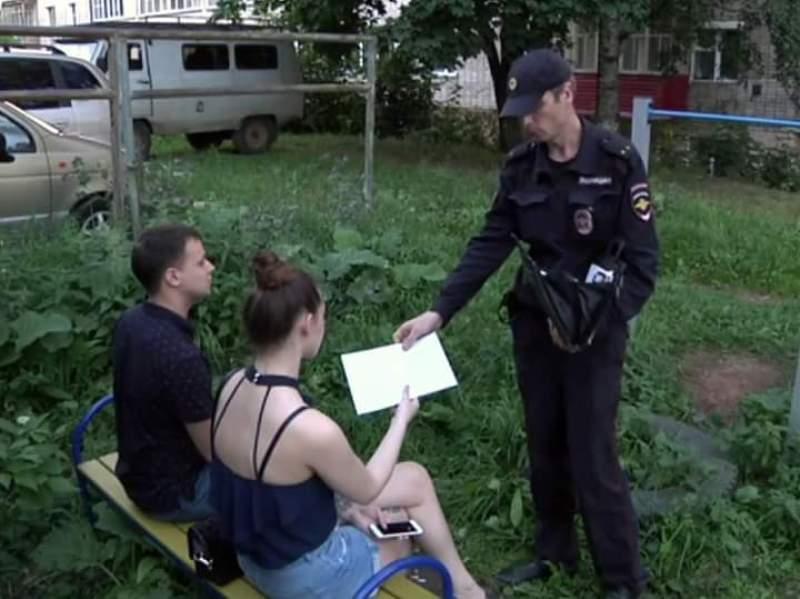 Полицейские пошли по квартирам: действуют на опережение