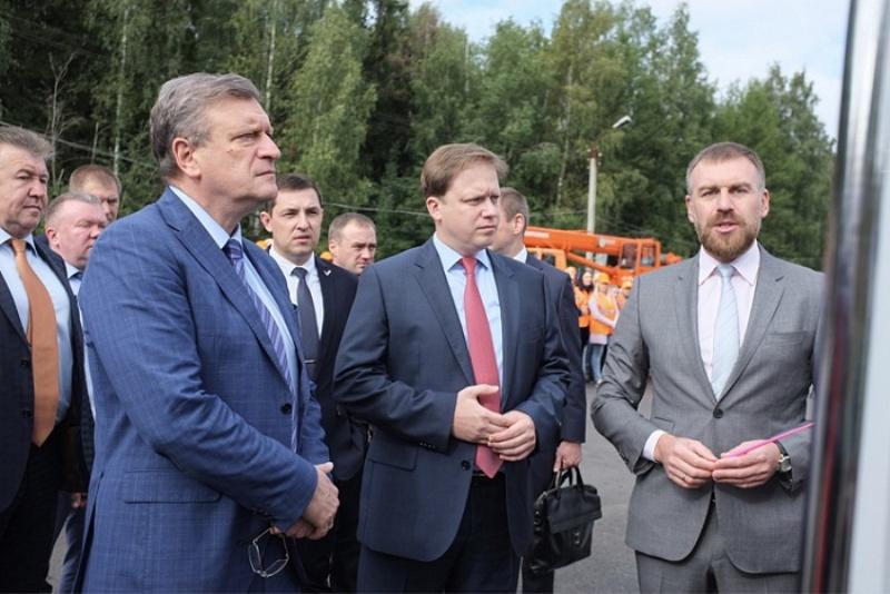 Участок трассы «Вятка» на подъезде к Кирову сдан в эксплуатацию