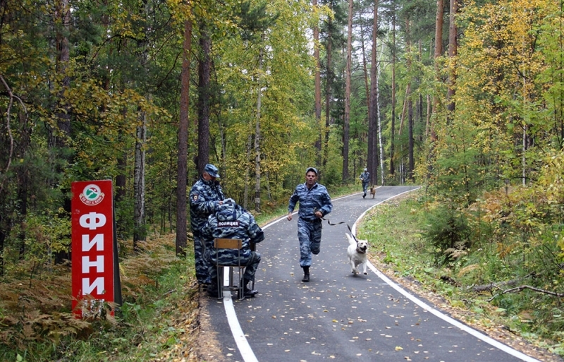 Орлан, Ежевика и Мамба смогли взять главный приз соревнований - автомобиль (+ФОТО)