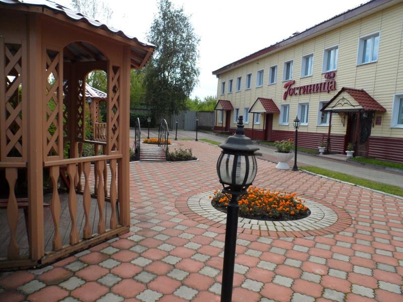 Кафе и гостиница приглашают жителей и гостей г. Слободского