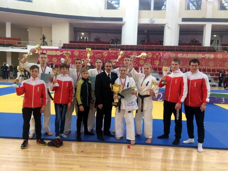 Кировчанка получила приз за самый короткий бой