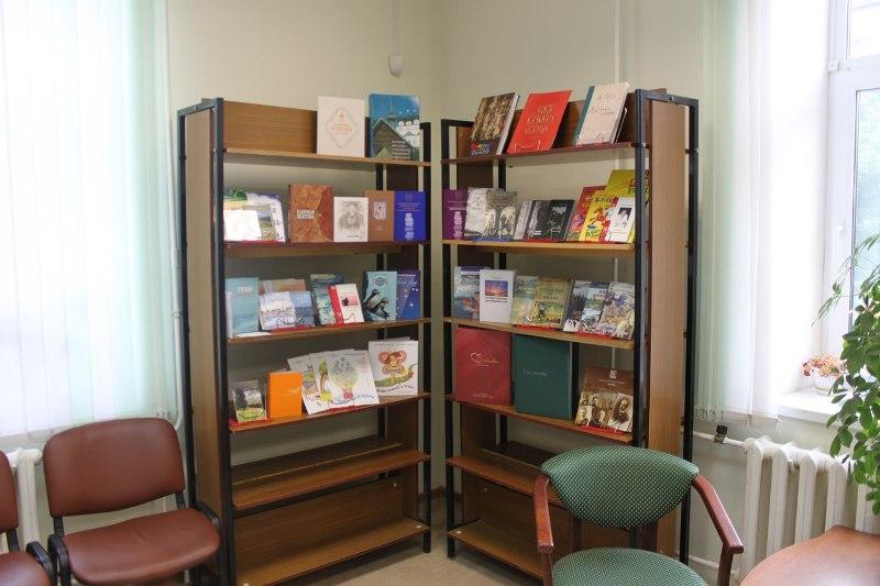 Гости предложили библиотеке отличную идею, которая была реализована