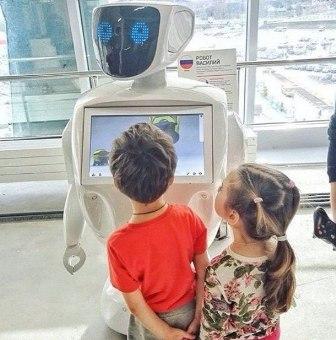 Роботы покажут кировчанам спектакль