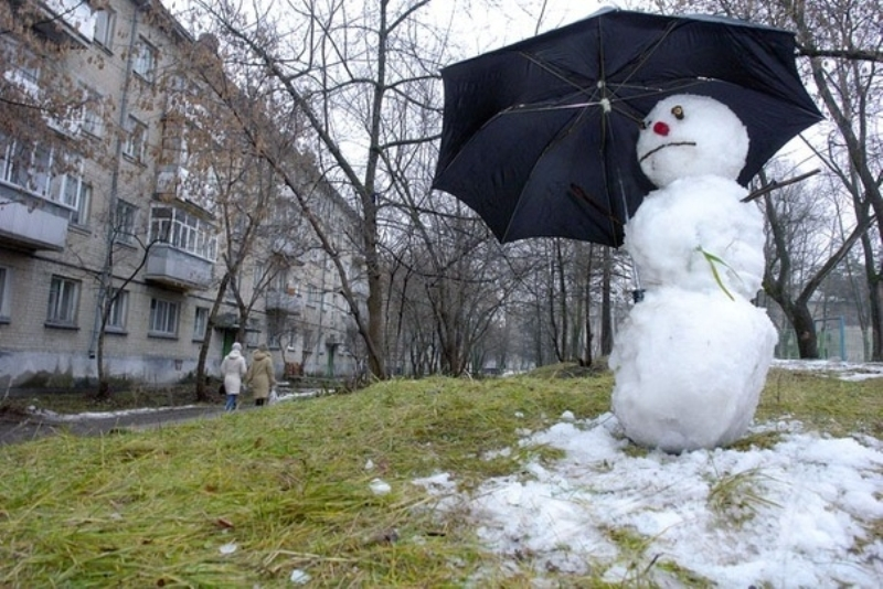 Синоптики ожидают в Российской Федерации теплую зиму