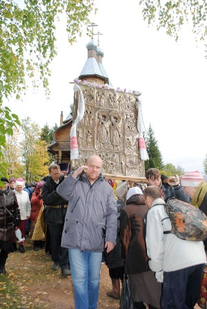 В Слободском районе встретятся два крестных хода