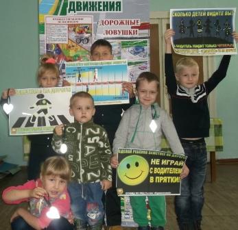 Школьники из Кировской области научились делать пешеходов заметнее