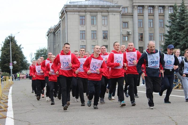 Можайские спортсмены приняли участие в областном этапе Всероссийского забега «Кросс нации»