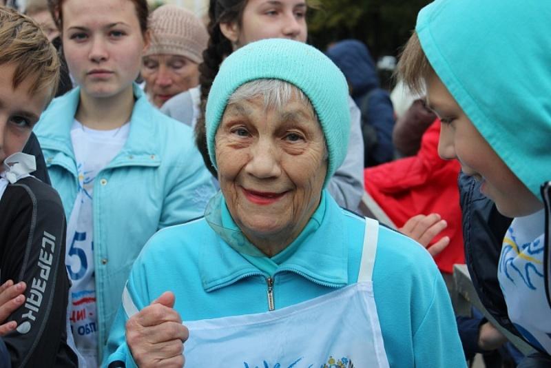 В «Кроссе нации» приняло участие более 7 тысяч жителей Кировской области